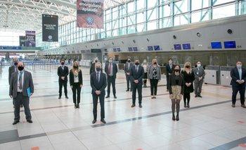 El Gobierno prepara la vuelta de los vuelos al exterior | Ministerio de transporte