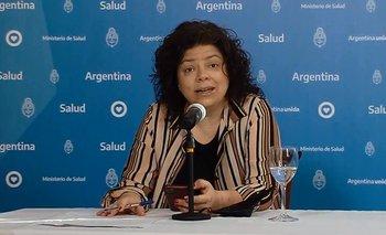 Confirman 58 nuevas muertes y 11.507 nuevos casos en Argentina   Coronavirus en argentina