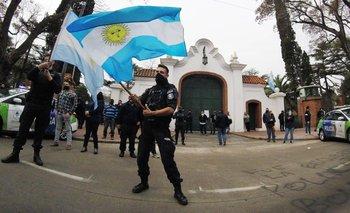 La democracia frente a la rebelión de la Policía Bonaerense | Policía bonaerense