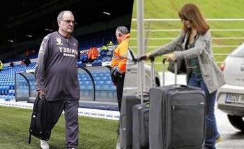 Laura Bracalenti y Marcelo Bielsa: la historia de amor del 'Loco' | Leeds united