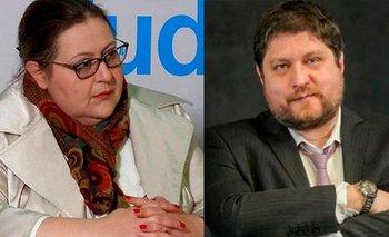 Peñafort criticó a Nicolás Wiñazki por burlarse de Wado de Pedro | En redes