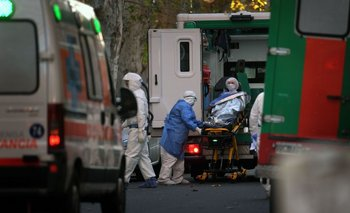 Argentina sumó 381 muertes por coronavirus en un día | Coronavirus en argentina