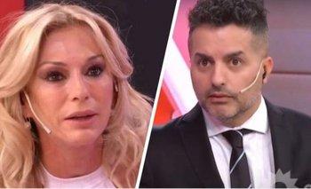 ¿Ángel de Brito echa a Yanina Latorre de LAM?   Televisión