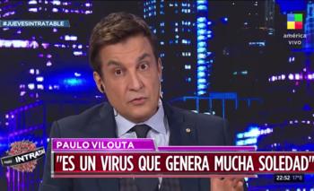 Vilouta contó su experiencia con el COVID en la mesa de Mirtha | Televisión