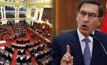 Vizcarra, al borde de la destitución: Congreso aprobó juicio político | Crisis en perú