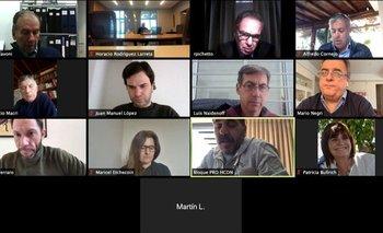 El macrismo respaldó a Larreta en su reclamo por la coparticipación | Comunicado de juntos por el cambio