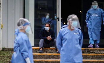 Día de la Sanidad: cada vez más cerca del colapso sanitario | Coronavirus en argentina