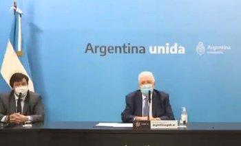 Extienden el bono de 5 mil pesos a trabajadores de la salud  | Coronavirus en argentina