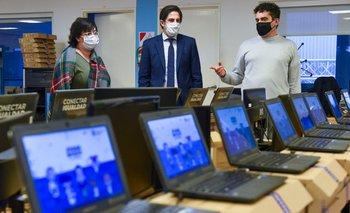 Escuelas: Trotta ya puso a disposición 6.500 netbooks para la Ciudad | Educación