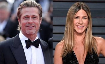 Brad Pitt y Jennifer Aniston, ¿juntos nuevamente?  | Hollywood