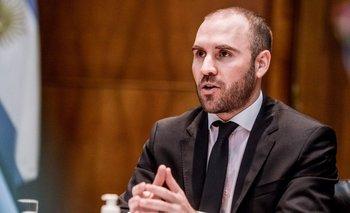 Ahorro en pesos: Guzman envió al Congreso un proyecto de inversión | Martín guzmán