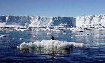 La Antártida llegó a 18,3º centígrados y marcó un nuevo récord de temperatura | Fenómenos naturales