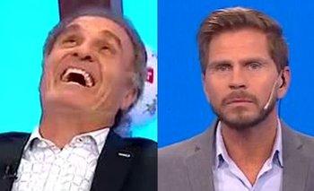 Ruggeri se burló del Pollo Vignolo y lo dejó en ridículo al aire | Televisión
