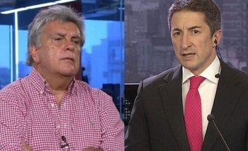 Blooper en TN: confunden a Adrián Ventura con Luis Ventura | Tn