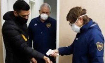 Copa Libertadores: le piden a Boca que se hagan tests en Paraguay | Copa libertadores