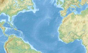 """Alerta en el Atlántico por un terremoto """"boomerang""""   Fenómenos naturales"""