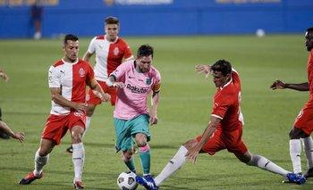 A qué hora y cómo ver el debut del Barcelona de Messi en la Champions League    Fútbol