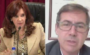 La picante chicana de Cristina Kirchner a un senador de Cambiemos | Senado