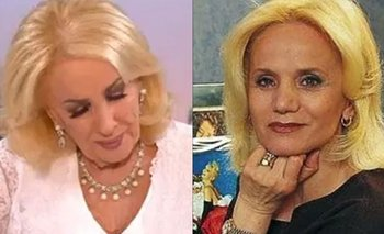 Muerte de Elsa Serrano: el profundo dolor de Mirtha Legrand | Elsa serrano