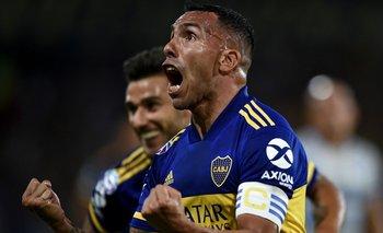 Buen clima en Boca: el guiño de Tevez a Salvio en Twitter | Fútbol