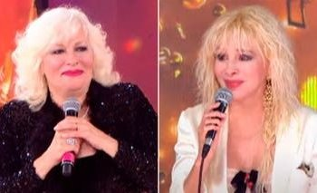 Luisa Albinoni debutó en el Cantando 2020 y emocionó a Nacha  | Cantando 2020