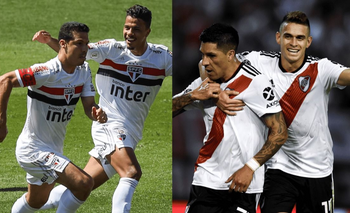 Copa Libertadores en vivo: River vs. San Pablo por Facebook Watch | Fútbol