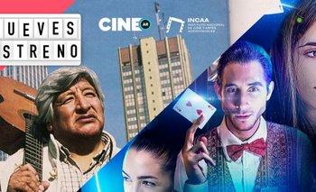 CINE.AR renueva su cartelera de estrenos para ver en casa | Estrenos de cine
