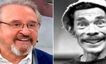 Quico recordó a Don Ramón y lo que le dijo al actor antes de morir | El chavo del 8