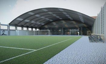 Villa 31: convertirán terrenos sin usar en un polideportivo | Ciudad de buenos aires