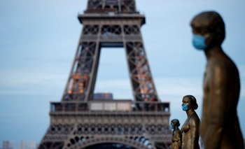 Francia tuvo un espeluznante números de muertes por coronavirus | Pandemia