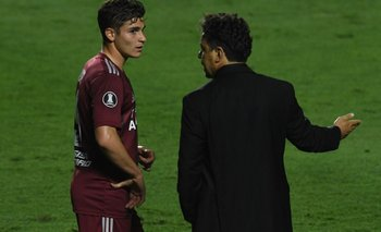 Libertadores: Gallardo se mostró contento y felicitó a sus jugadores | Fútbol