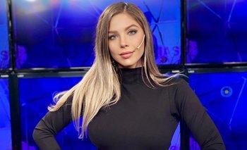 Romina Malaspina chocó contra un colectivo | Romina malaspina