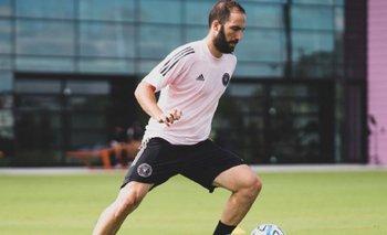 Oficial: Gonzalo Higuaín es nuevo jugador del Inter Miami de la MLS | Fútbol