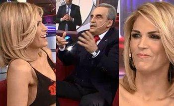 Viviana Canosa y un inesperado cosquilleo al hablar del peronismo | Televisión