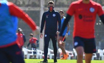 Preocupación en San Lorenzo: se fracturó Andrés Herrera | Fútbol
