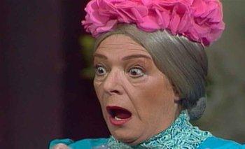 El Chavo del 8: ¿Cómo era 'La bruja del 71' de joven? | Televisión