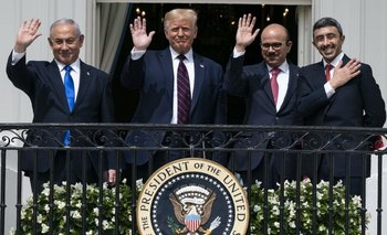 ¿Quién tiene las llaves de la paz en el Medio Oriente? | Cumbre en la casa blanca