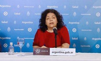 Informaron 49 nuevos fallecimientos y 11.945 contagios    Coronavirus en argentina