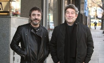 Echaron a Pachu Peña y Pablo Granados en medio de un show | Televisión