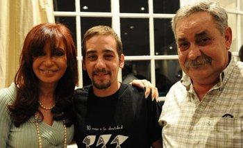 El emotivo mensaje de CFK por la muerte de un nieto recuperado   Cristina kirchner