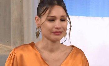 Pampita y su bochornoso lamento al aire por la muerte de Elsa Serrano | Televisión