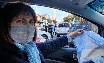 Patricia Bullrich llamó a otro banderazo contra el Gobierno: el 12 de octubre | En medio de la pandemia