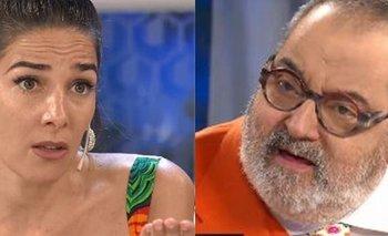 El Trece: Tenso momento entre Juana Viale y Jorge Lanata   Televisión