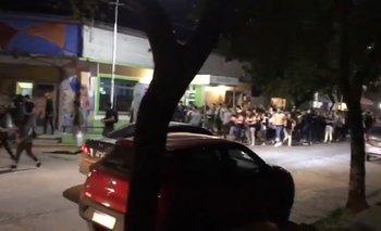 Día de la Primavera: polémica por masiva presencia de jóvenes en Chajarí   Coronavirus en argentina