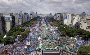 La CGT podría convocar a una marcha para el 17 de octubre  | Respuesta al banderazo