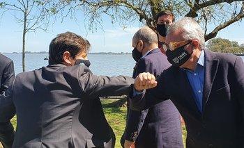 Zamora celebró el plan turístico que anunció Kicillof | Provincia