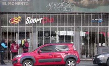 Allanaron sede de SportClub por denuncia de evasión impositiva | Ciudad
