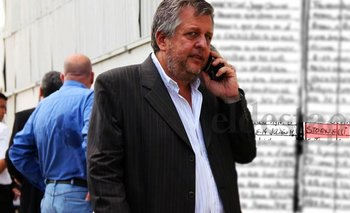 Stornelli visitó a Feinmann en LN+ y se comparó con el Gordo Valor | Carlos stornelli