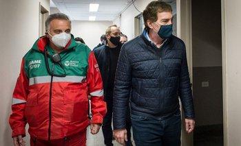 Coronavirus: Diego Santilli está aislado por ser contacto estrecho | Ciudad
