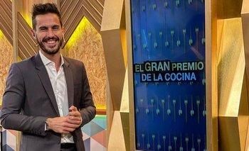 El gran premio de la cocina: empujaron a Juan Marconi al aire | Televisión